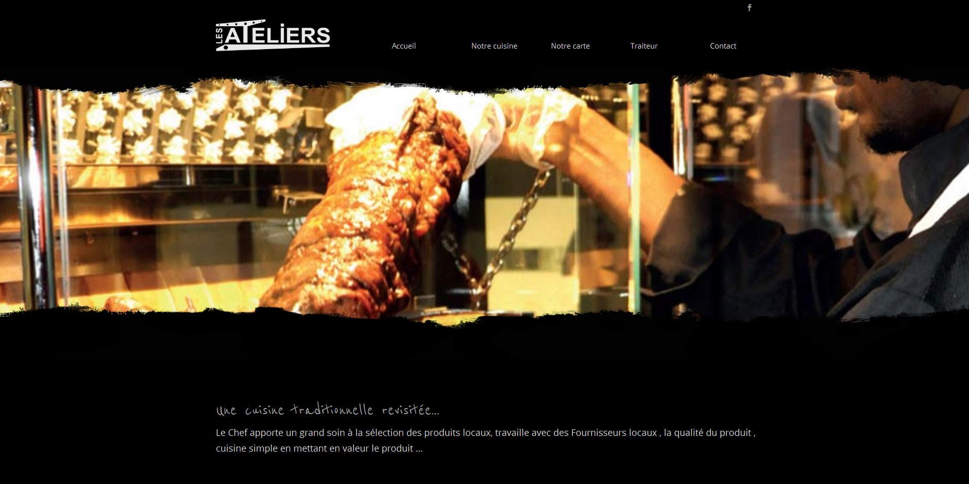 Restaurant Les Ateliers à Perpignan